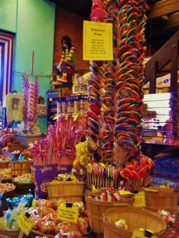 Old Town Candy Store, Sacramento
